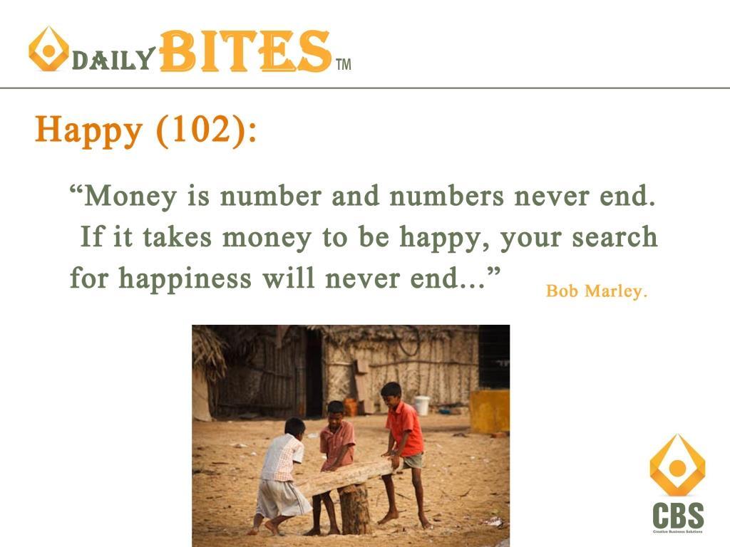 Daily Bite 102